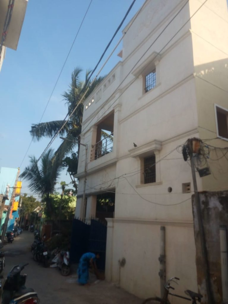 CMDA Approved House in Chennai Near JJ Nagar