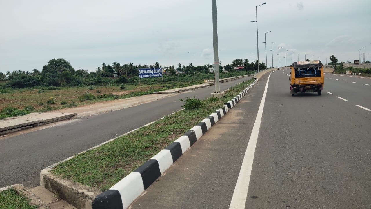 Commercial land in Chennai Outer Ring Road-