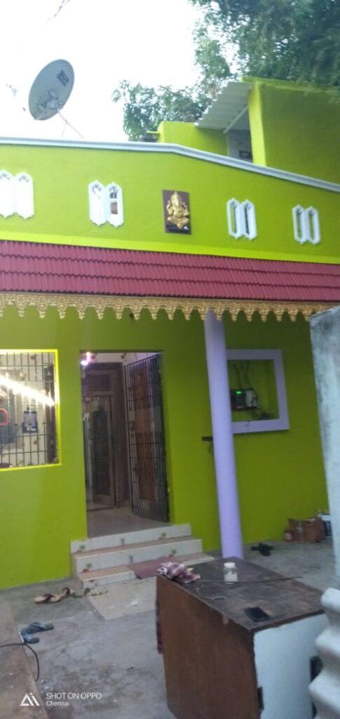 Individual house for salein Ambattur Pudur