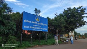 Thirumullaivoyal sidco land for sale